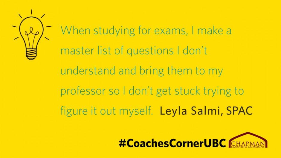 2013 10 28 - Coaches Corner Tip 02 - IKB